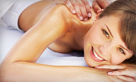 70-Minute Morning Dew Package: Dew Scrub and a Swedish Massage (a $140 value) - Spa Dew in Fort Lee