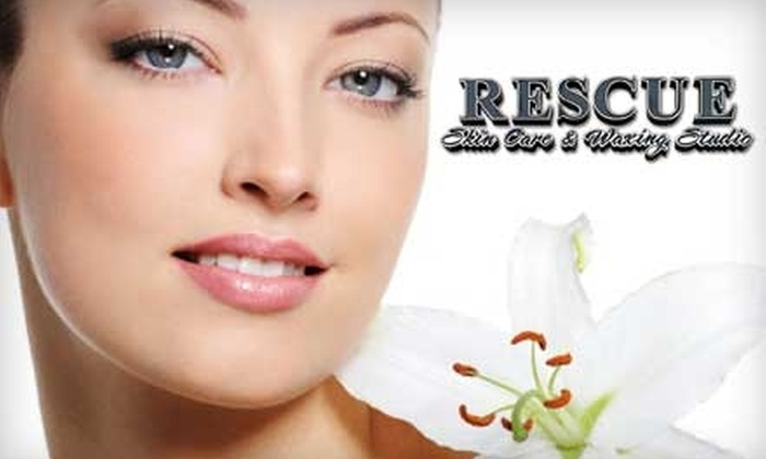 Rescue Skin Care & Waxing Studio - Dana Point: $60 for a Facial and Massage ($120 Value) or $37 for a Facial and Eye Mask ($75 Value) at Rescue Skin Care & Waxing Studio in Dana Point