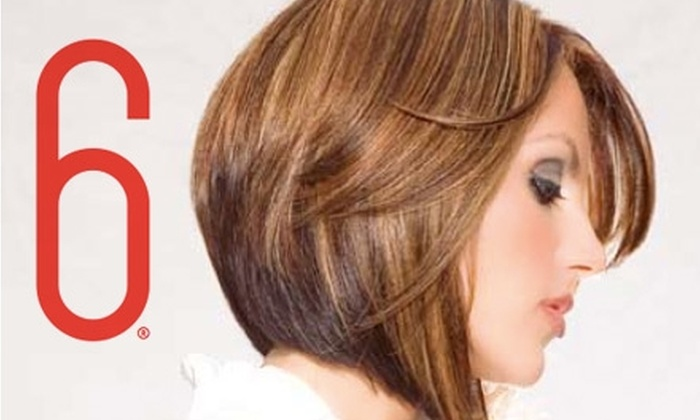 6 Salon - Multiple Locations: $45 for $100 Worth of Salon and Spa Services at 6 Salon