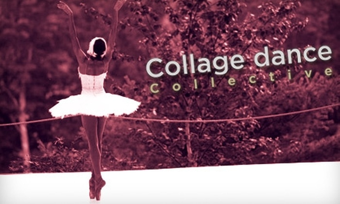 Collage Dance Collective - Cooper Young Community Association: $5 for Any Class at Collage Dance Collective ($10 Value)