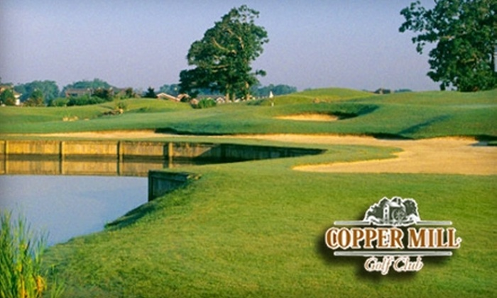 Copper Mill Golf Club - Baker/Zachary: $180 for 10 Rounds of Golf, 10 Buckets of Range Balls, and 10 Lesson Clinics at Copper Mill Golf Club in Zachary ($997.75 value)