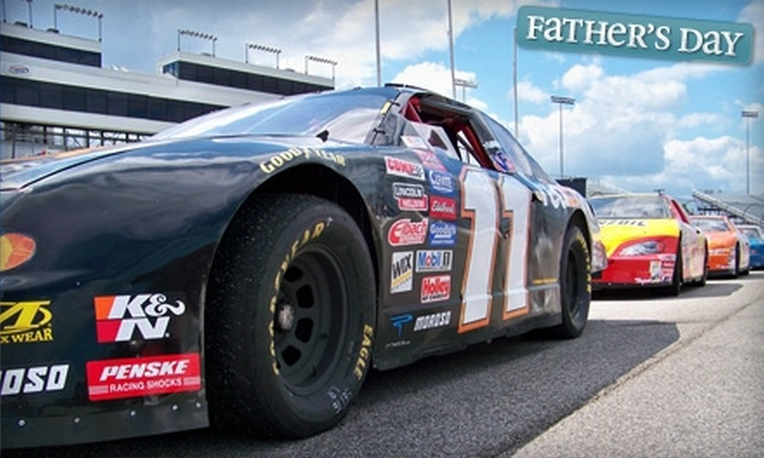 Drivetech  - Boston: Four-Lap Ride-Along or 12-Lap Racing Experience from Drivetech in Loudon
