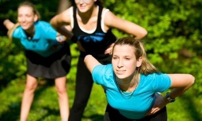 Lake Oswego Adventure Boot Camp - Evergreen: Four-Week Fitness Boot Camp Three or Four Days a Week from Lake Oswego Adventure Boot Camp (Up to 76% Off)