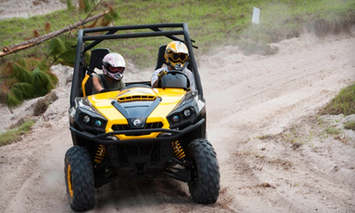Revolution, The Off-Road Experience - Clermont: $59 for a Dune-Buggy Adventure for Two at Revolution, The Off-Road Experience in Clermont ($112.35 Value)