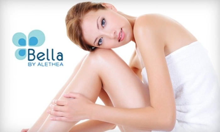 Bella - North Buckhead: $115 for Four Laser Hair-Removal Treatments at Bella (Up to $1,200 Value)