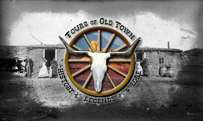 Tours of Old Town - Sawmill Area: $5 Ticket to the History, Legends & Lore Walking Tour from Tours of Old Town ($10 Value)