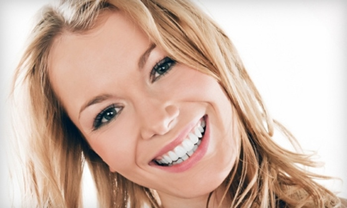 Smiles of Cary - Cary: $129 for Zoom! Teeth Whitening at Smiles of Cary ($724 Value)
