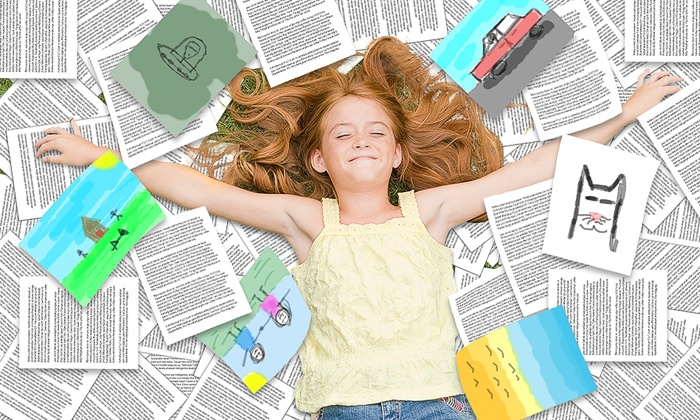 Groupon Chicago - Goose Island: Keep Kids Distracted and Silent with Groupon's Quiet Paper