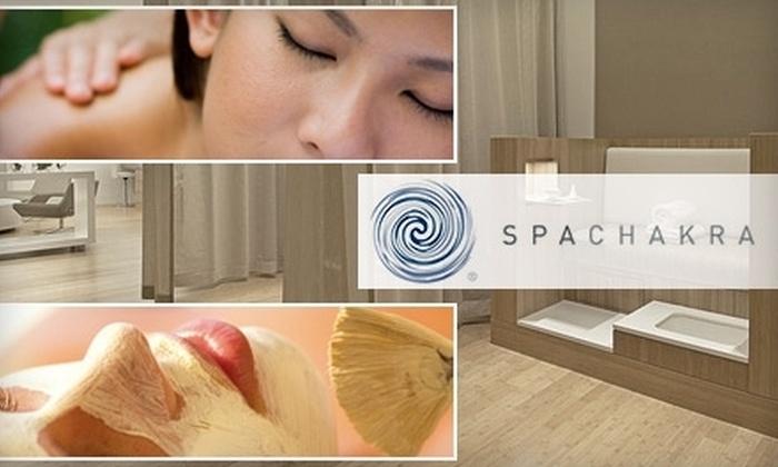 Spa Chakra - Downtown Indianapolis: $79 for $300 Worth of Spa Services at Spa Chakra