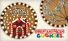 """Great American Cookies - Multiple Locations: $14 for a 16"""" Round Cookie Cake From Great American Cookies ($30.51 value)"""
