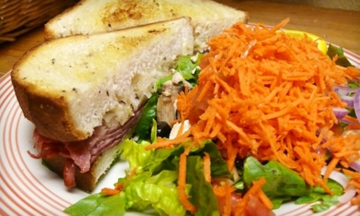 Alexa's Café & Catering - Downtown - Riverfront - 190th: $10 for $20 Worth of Breakfast and Lunch Fare at Alexa's Café & Catering in Bothell