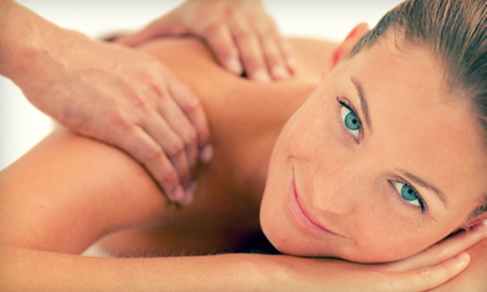 Indigo in Balance - Ardmore / Sherwood Forest: 60- or 90-Minute Massage or 60-Minute Massage and Spa Foot Treatment at Indigo in Balance (Up to 57% Off)