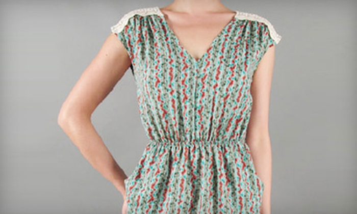 Sashay Boutique - South Side: $25 for $50 Worth of Apparel and Accessories at Sashay Boutique