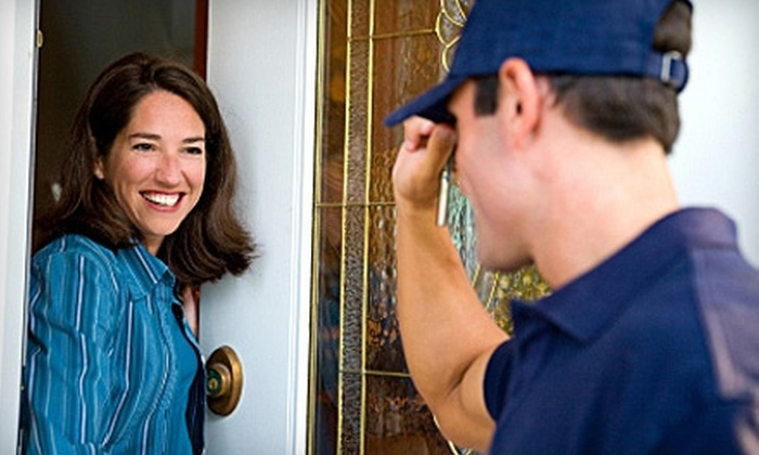 A-1 Locksmith - Multiple Locations: $35 for $75 Worth of Residential Locksmith Services or $49 for One Spare Car Key (Up to $150 Value) from A-1 Locksmith