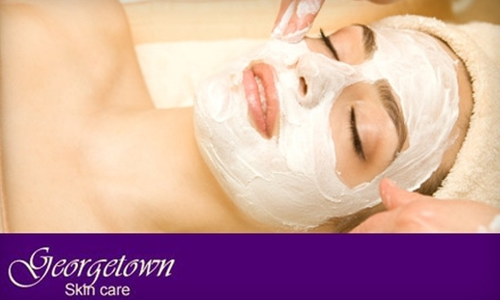 Georgetown Skin Care - Lyon Park: $65 for a Facial With Choice of Gycolic Peel or Microdermabrasion at Georgetown Skin Care