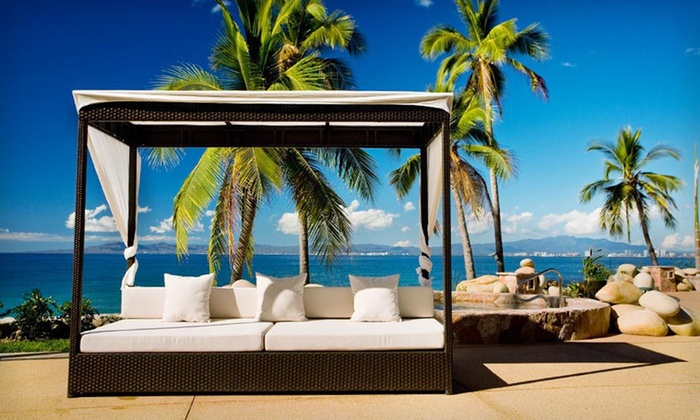 Garza Blanca Preserve Resort & Spa - Puerto Vallarta: $1,649 for a Four-Night All-Inclusive Stay at Garza Blanca Preserve Resort & Spa in Puerto Vallarta, Mexico (Up to $3,968 Value)