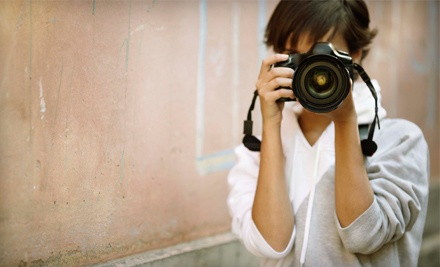 1-Hour Private Photography Lesson (an $80 value) - Elisabeth Robert Photography in