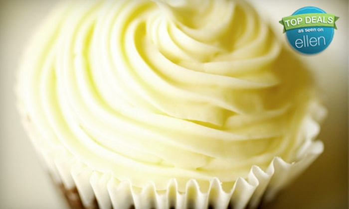 Kupcakes etc. - Algiers Point: 6 or 12 Cupcakes at Kupcakes etc. (Up to 53% Off)