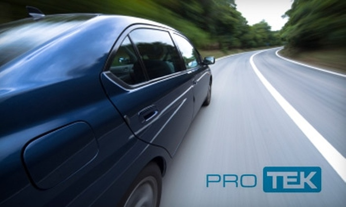 Pro-Tek Automotive - Kerns: Standard and Synthetic Oil Changes at Pro-Tek Automotive. Choose From Two Options.