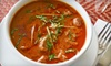 Saffron - Wolfpit: $15 for $30 Worth of Authentic Indian Fare at Saffron in Norwalk
