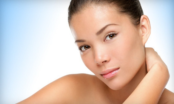 Orange County Facial Cosmetics - Ladera Ranch: $79 for HydraFacial with LED Light Therapy at Orange County Facial Cosmetics ($225 Value)