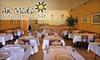 Au Midi Restaurant & Bistrot - Santa Cruz: $20 for $40 Worth of French Cuisine and Drinks at Au Midi Restaurant & Bistrot in Aptos