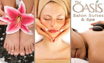 The Oasis Salon Suites and Spa: Good for a One-Hour Swedish Massage - The Oasis Salon Suites and Spa in San Antonio