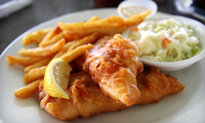 Bryan Pub Works - Bay Shore Gardens: American Pub Fare and Drinks for Two or Four at Bryan Pub Works in Bradenton (Up to 56% Off)