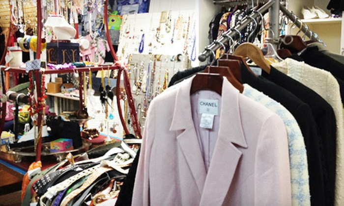 Salvage Chic - Long Beach: Clothing and Accessories at Salvage Chic in Long Beach (Up to 53% Off). Two Options Available.