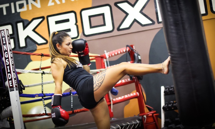 condition and competition kickboxing from 30 san jose ca groupon