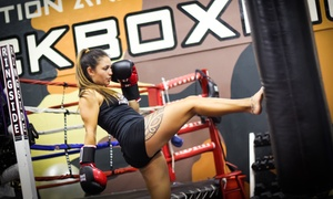 76% Off Kickboxing and Martial-Arts Classes at Condition and Competition Kickboxing, plus 6.0% Cash Back from Ebates.
