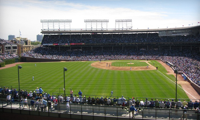 Wrigleyville Rooftops - Multiple Locations: All-Inclusive Cubs Rooftop Outings at Wrigleyville Rooftops. 19 Options Available.