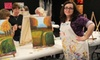 Sips n Strokes - Multiple Locations: $12 for a Monday through Wednesday ($25 Value) or $17 for a Thursday through Sunday ($35 Value) Painting Class at Sips n Strokes