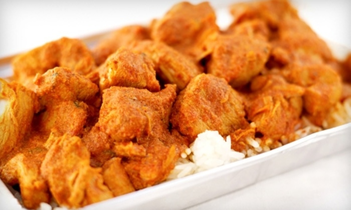 Pavani Express - Houston: $7 for $15 Worth of Authentic Indian Fare at Pavani Express in Katy