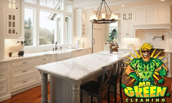 Mr. Green Cleaning - East Oak Hill: $69 Eco-Friendly Home Cleaning from Mr. Green Cleaning