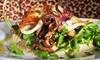 C. Tsar's Mediterranean Bistro & Bar - Newtonville: $15 for $30 Worth of Mediterranean Cuisine at C. Tsar's Mediterranean Bistro & Bar in Newton