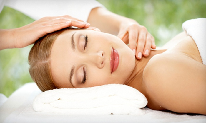 Whole Health Medical Center - Alexandria: Organic Massage, Body-Scrub, or Facial Package at Whole Health Medical Center (Up to 59% Off)