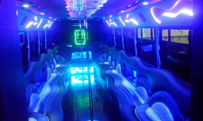 MPB Limousine - Chicago: Up to 55% Off Limousine Service at MPB Limousine