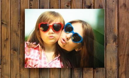 Custom Acrylic Photo Print from ImageCom.com (Up to 93% Off). Five Sizes Available.