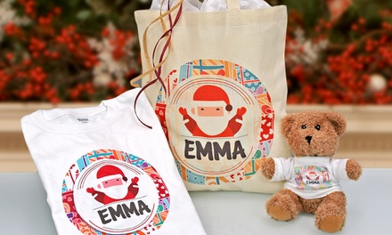 Customized Gifts for Kids from Monogram Online (Up to Half Off). Four Options Available.