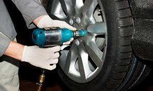 WMT AUTO: Wymiana kompletu kół (19,99 zł) lub opon (od 39,99 zł) w WMT Auto