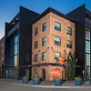 Industrial-Chic Hotel Near Shopping Destinations in Dallas Suburbs
