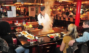Tomo – 40% Off Sushi and Japanese Cuisine at Tomo, plus 6.0% Cash Back from Ebates.