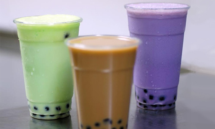 Citizen Yogurt - North Raleigh: Frozen Yogurt and Bubble Tea at Citizen Yogurt (Half Off). Three Options Available.