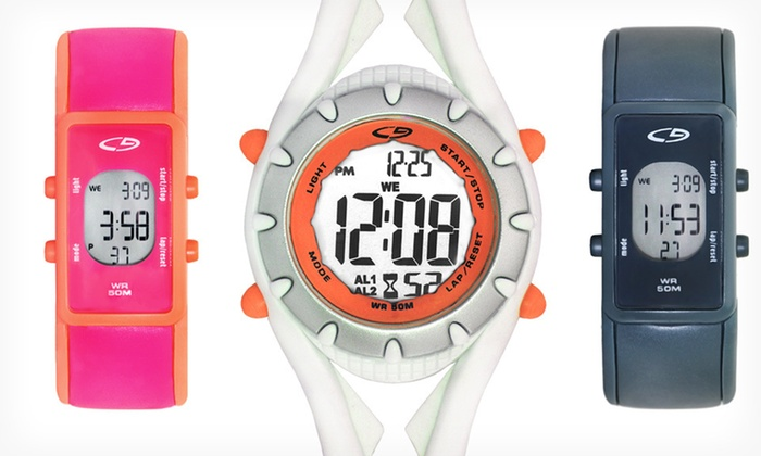 C9 by Champion Women's Watches: $10.99 for a C9 by Champion Women's Watch ($19.99 List Price). Seven Options Available. Free Returns.