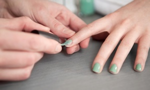 Dalish's Nails & Beauty: Classic Manicure or Pedicure with a Paint from R72 at Dalish's Nails & Beauty (Up to 64% Off)