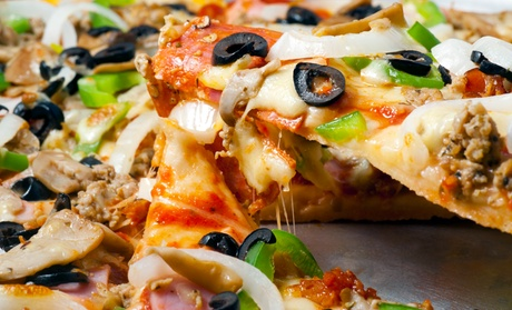 $10 Worth of Pizza or $20 Worth of Carryout Pizzeria Cuisine at Aldo's NY Style Pizza by Venezia's Pizzeria