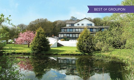Kendal: 1 to 3 Nights for Two with Breakfast, Dinner, Cream Tea, Spa Access and Option for Cruise at Damson Dene Hotel