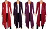 Women's Plus-Size Hooded Cardigan