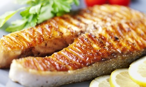 Mel's Fish Market: Seafood Takeout for Two, Four, or Six or More at Mel's Fish Shack (54% Off)